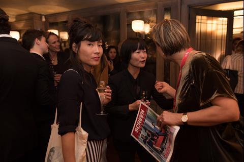 Inge de Leeuw International Film Festival Rotterdam So Yong Kim and Sabine Krayenbühl